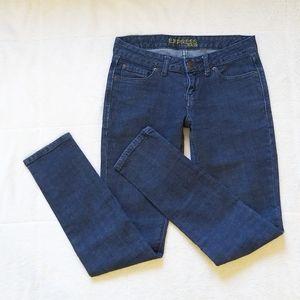 Express Midrise Skinny Jeans